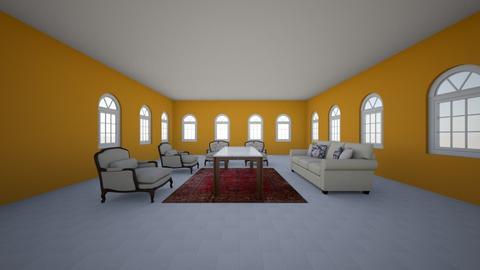 Bri2007 - Living room - by Bri2007