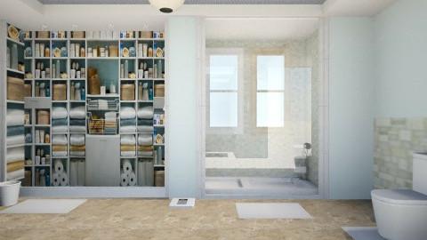 Bathroom - Classic - Bathroom - by doctorlili