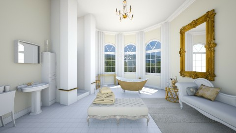Luxury Bathroom - Classic - Bathroom - by shelleycanuck