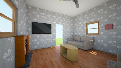 woow - Living room - by DTohe001