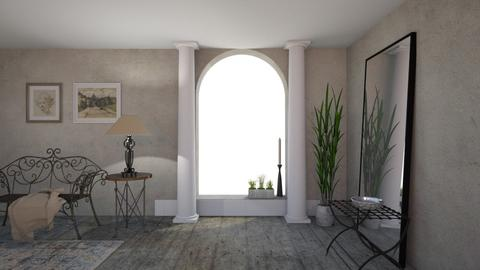moonlight - Living room - by georgiarafferty14