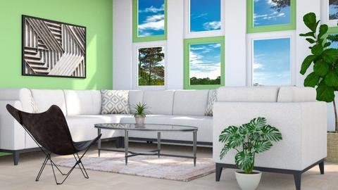 Avalon Furniture - Living room - by millerfam