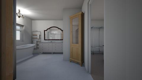new bathrooms13 - Bathroom - by hannahkmathenia