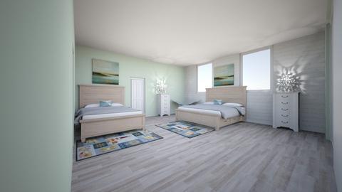 guest - Bedroom - by jenniferdove629