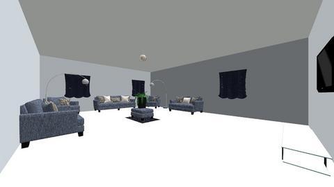 niyah - Living room - by aniyahmartin