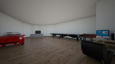 Game room - Living room - by 1544014