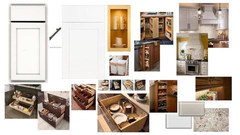 Sharon Way Kitchen Ideas - by kreddig