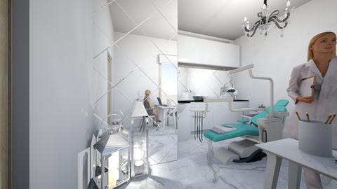 beauty salon - Office - by izagromek97