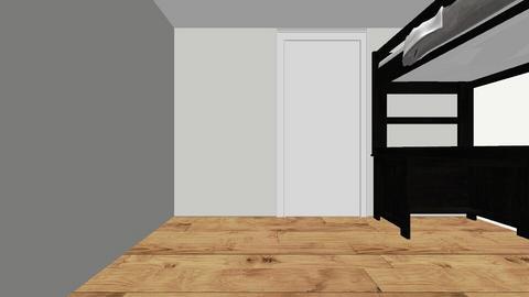 Grandpas room - Bedroom - by hjoies