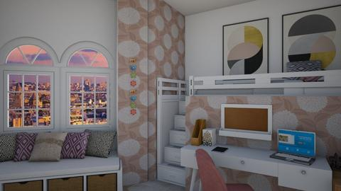 Teenager - Bedroom - by Miss MH