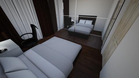 bedrooms 2 - Modern - Bedroom - by petya_zafirova
