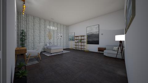 Ava Wright - Bedroom - by doraldragons
