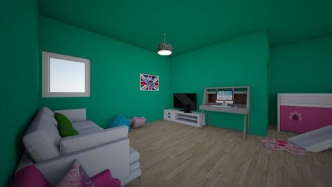 Dream room - Modern - by 17ahusson