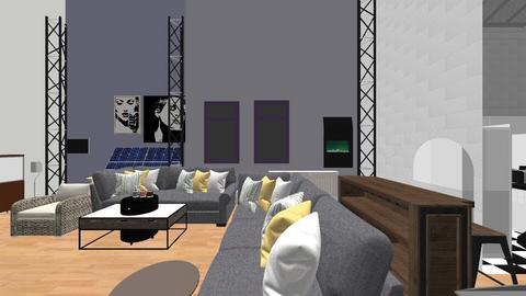 11072019_1Bedroom_1 - Modern - by Everybodyloveskm