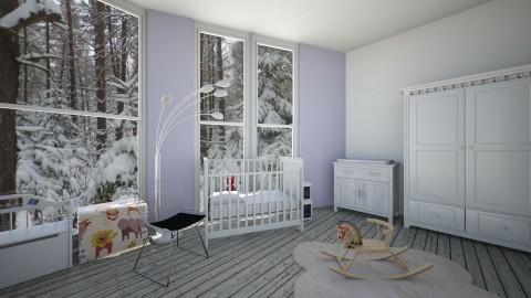 cn - Kids room - by Karolina Banasiewicz