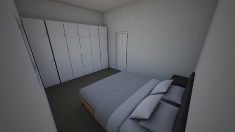 Loft Bedroom - Bedroom - by Thomasperkins88