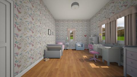 Olivia - Feminine - Kids room - by Everlast