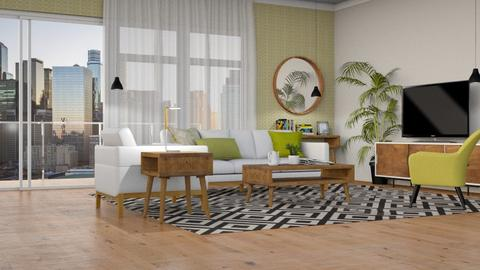 mdcl - Living room - by anjaam