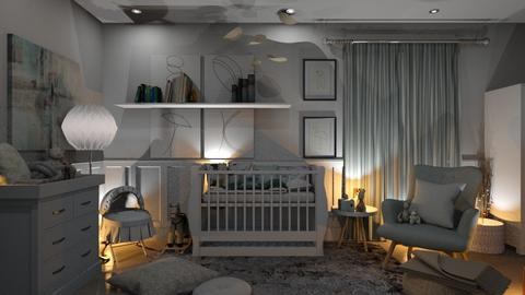 Hush baby hush - Kids room - by zarky