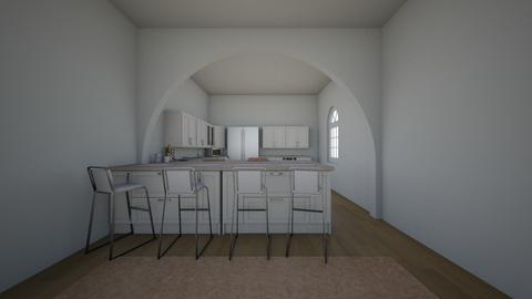 Chic Kitchen - Kitchen - by ajalahgriggs