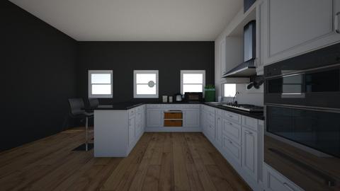 tomika harley 1 - Kitchen - by tomikaharley______