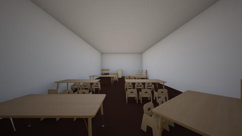 Inclusion Classroom - by VBATDBVZTXKJNXGAFTXWRWAPLXTZKUK