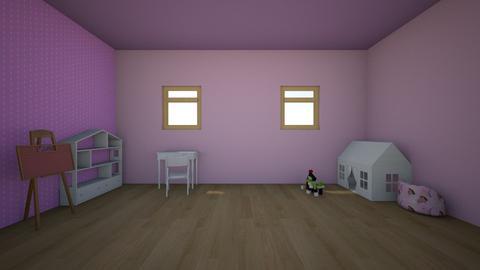 Part1 - Kids room - by dominika06202