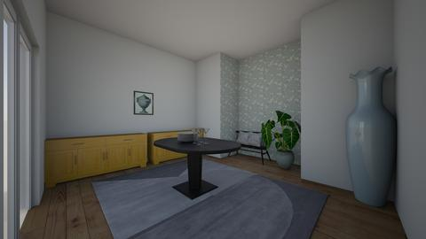 art 7 - Modern - Dining room - by Slow as a Sloth