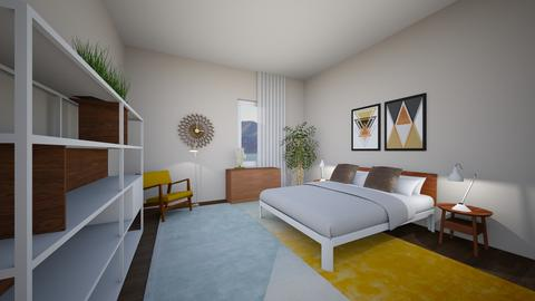 MBKBhomeBR2 - Living room - by evakarwowska