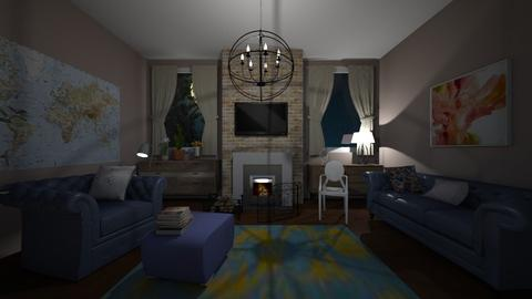 dgwe - Living room - by evalackovic11
