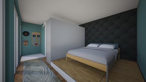 Slaapkamer 44 3 1052VJ - Bedroom - by alindablauw