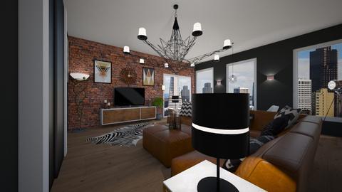 Home sweet home - by QeelaInteriorDesign