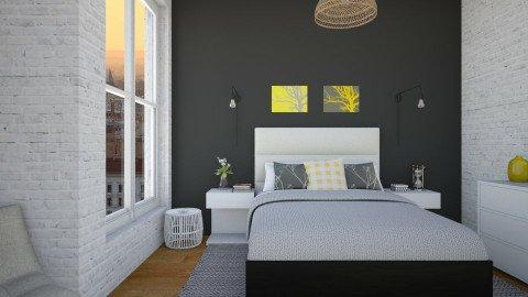 Modern and fresh - Modern - Bedroom - by martinabb