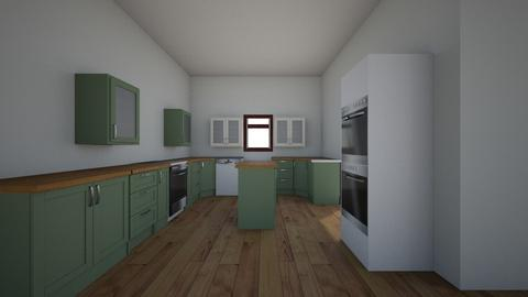 Kitchen project  - Kitchen - by kreddig