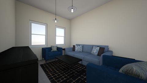 ellidesign random living - Living room - by ElliJ13