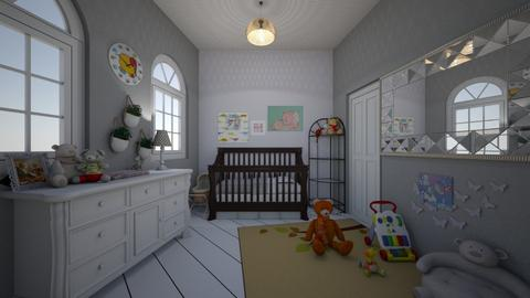 baby - Bedroom - by elena ed
