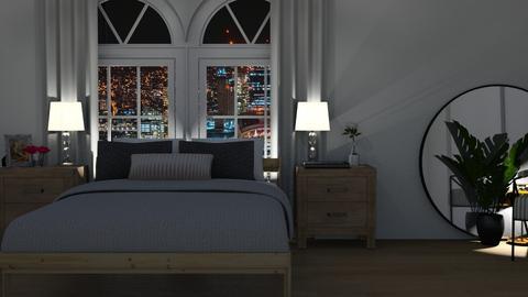 comfi - Modern - Bedroom - by Elya Vovak