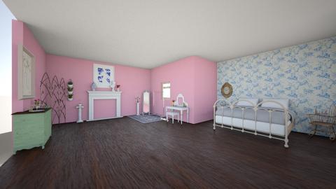 bedroom reno - Bedroom - by bbmilo