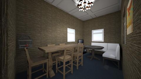 dining room - Dining room - by Jethro10