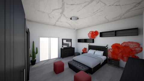 bedroom_001 - Bedroom - by tafano85