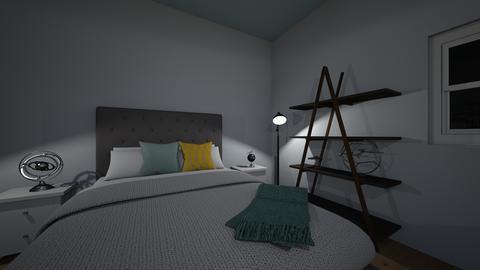 Master Bedroom - Bedroom - by livvanhalen