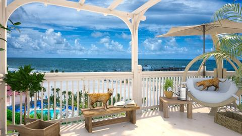 Florida Deck - by savannahp0562