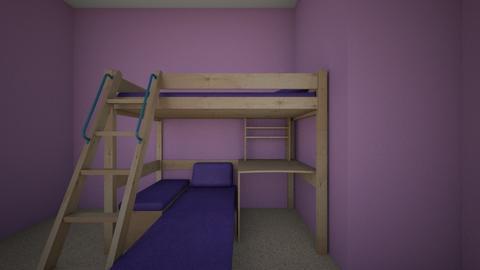 Phoebes Room - Kids room - by Nay123
