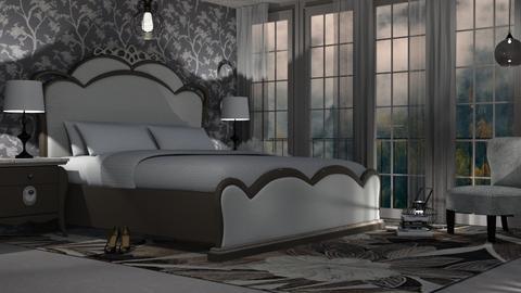 M_ Dorian - Bedroom - by milyca8