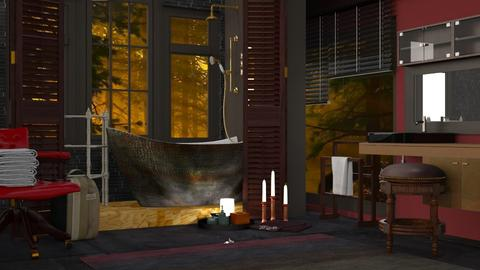 Bathtime - Classic - Bathroom - by Gurns
