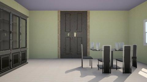 creative kitchen - Classic - Kitchen - by cutehot831