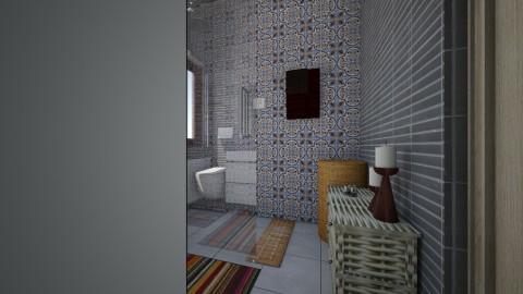 Bath2  - Bathroom - by brailescu