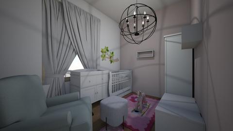 gyerekszoba2 - Kids room - by clary86