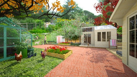 natural living - Garden - by Conchy