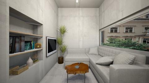 Casa212LivingArea - Modern - Living room - by nickynunes